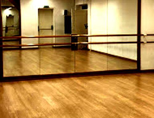Sala in affitto per danza
